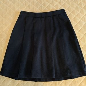 Girls Lands' End Uniform Skirt